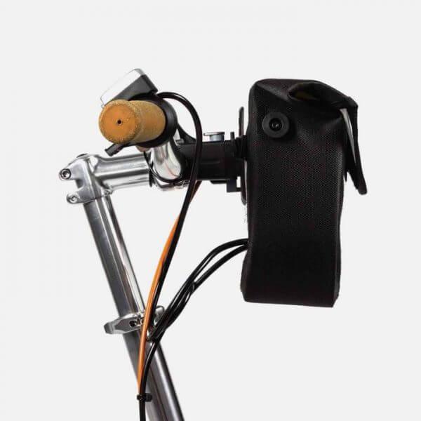 Trotineta electrica pentru adulti Swifty ONE - E neagra pliabila motor